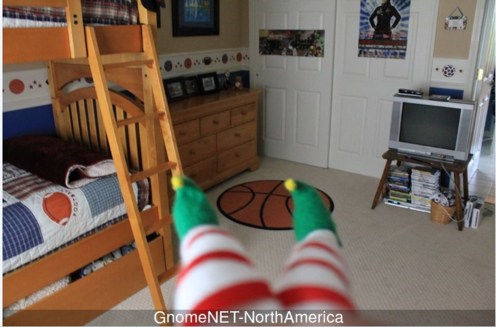 Gnome in the room
